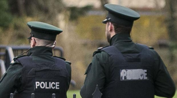 PSNI (Police Service of Northern Ireland) officers