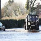 Two orange status - the second highest - weather warnings have been put in place
