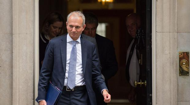 May appoints David Lidington as new right-hand man