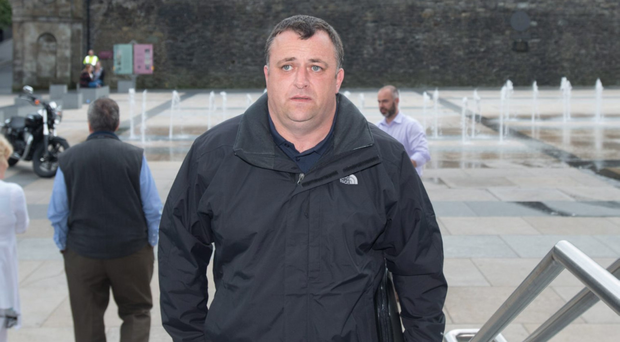 Gary Donnelly said his arrest was a police publicity stunt