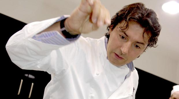 Jean-Christophe Novelli will open a brasserie in the hotel