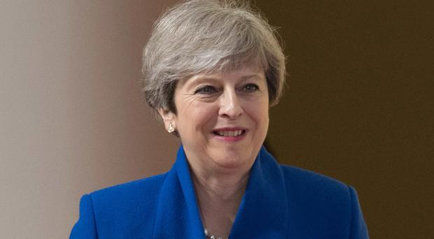 May to reshuffle cabinet on Monday