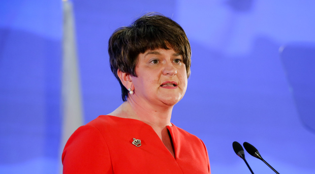 Arlene Foster requires shut Irish relations post-Brexit