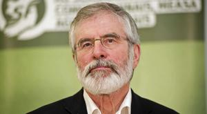 Gerry Adams lawyers argued that his convictions for two attempts to escape from custody should be quashed because the order was legally flawed.