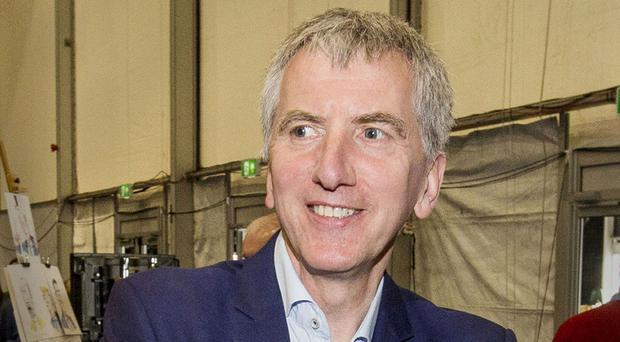 Mairtin O Muilleoir has never been one to stay out of the media spotlight.