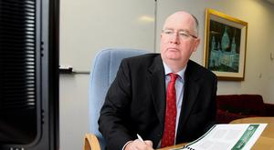 The judge ruled that Police Ombudsman Dr Michael Maguire had exceeded his statutory powers (Paul Faith/PA)