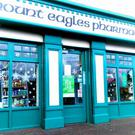 Mount Eagles Pharmacy in west Belfast was robbed on Saturday evening