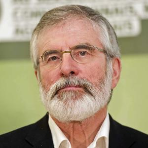 Sinn Fein president Gerry Adams has welcomed the announcement of an immediate ceasefire by dissident republican group Oglaigh na hEireann.