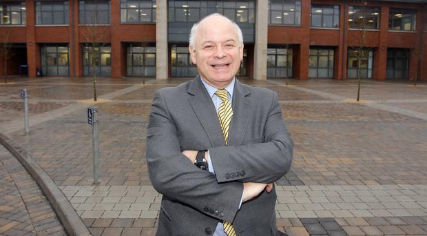 Stephen Connolly is the joint chief executive of the Association of Quality Education (AQE)