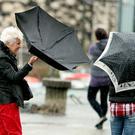Strong winds are forecast on Wednesday (Paul Faith/PA)