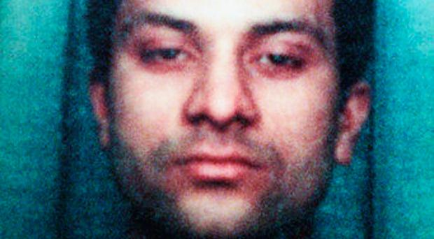 Docklands bombing victim Inam Bashir