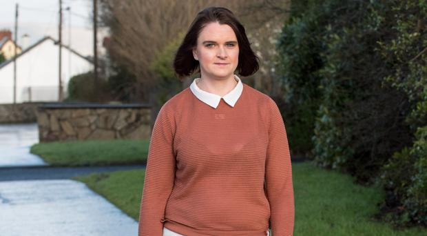 Caoimhe McKnight was tested for cervical cancer in Scotland when she was just 21