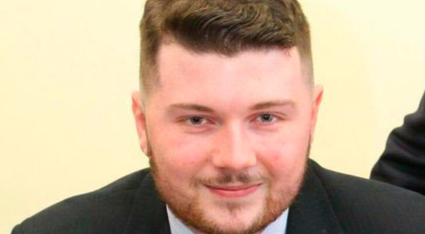 New DUP councillor Dale Pankhurst has been the target of online trolls following a tweet by Green Party member Malachai O'Hara