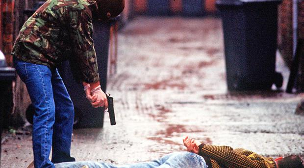 Three men have been shot since Sunday in Belfast (stock photo)