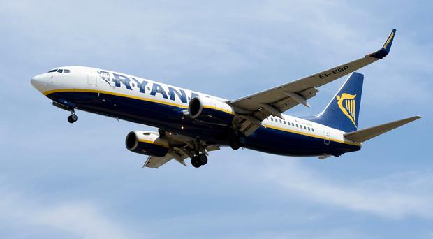 Ryanair engaged in a