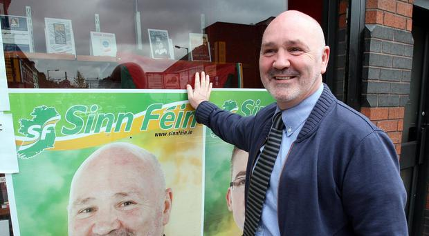 Unionists have described Alex Maskey's remarks as 'offensive' (Paul Faith/PA)