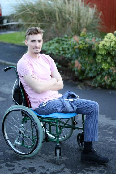 Northern Ireland backpacker who lost a leg in moped crash