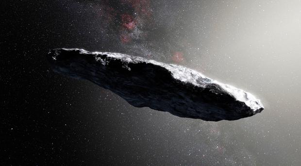 Mysterious cigar-shaped interstellar asteroid experienced violent past, reveals new study