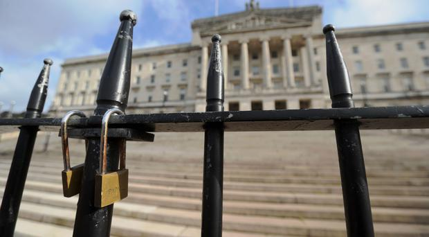 Stormont powersharing talks