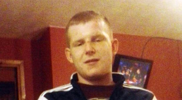 Guilty plea: Ciaran McKeown