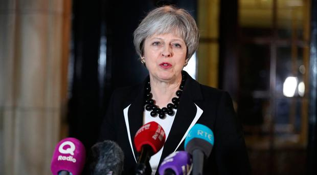'No prospect' of government deal in Northern Ireland