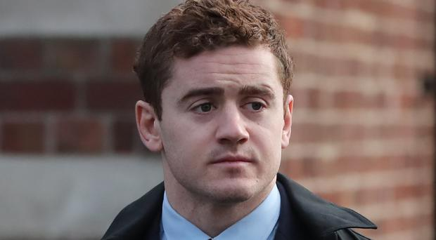 Irish rugby international Paddy Jackson (PA)