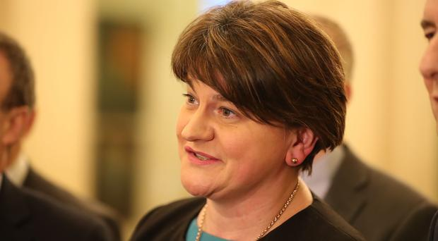 DUP calls on May to set budget for Northern Ireland
