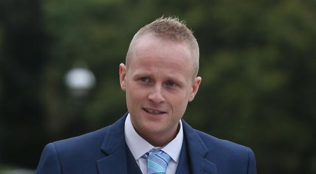 Blogger Jamie Bryson is an outspoken critic of the 1998 Good Friday Agreement