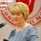 Roisin Jordan was the first woman to head a GAA county board