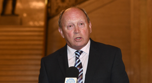 TUV leader Jim Allister is due to meet the Utility Regulator today to raise concerns about the security of power supply here