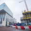 The Ulster University site which Lagan Construction Group is working on