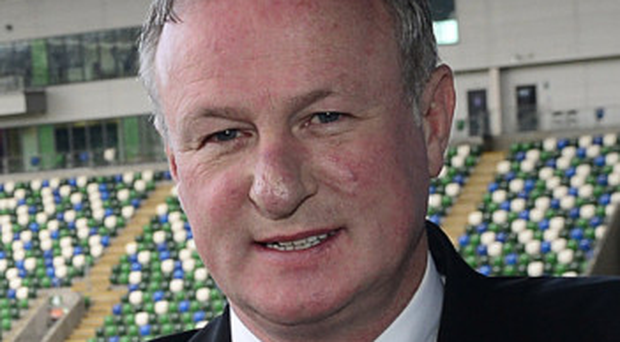 Manager: Michael O'Neill