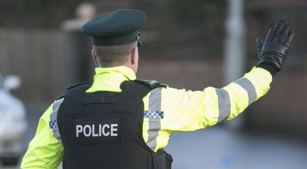 Five people have been arrested after £350,000 of suspected herbal cannabis was discovered by officers from the PSNI's Organised Crime Unit following the search of a car in east Belfast.