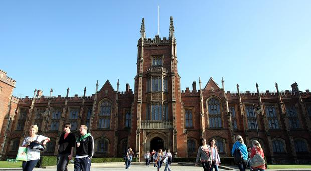 Lecturers at Queens University