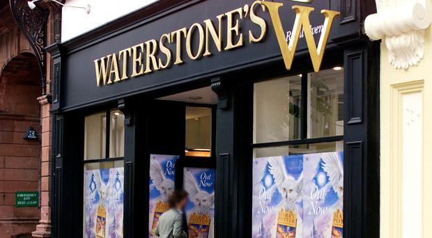 Waterstone's book store