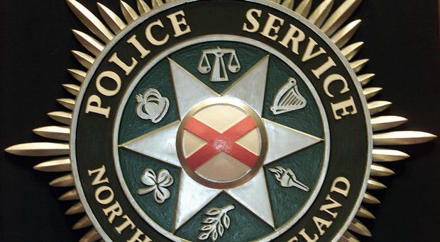 Police arrested the men after searching their van in Lurgan (Paul Faith/PA)