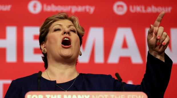 Shadow foreign secretary Emily Thornberry insists Britain could still work with Brussels on trade deals with third countries after withdrawal (Gareth Fuller/PA)