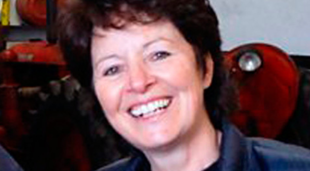 Helen Mark, who regularly presented the popular show Kist o Wurds