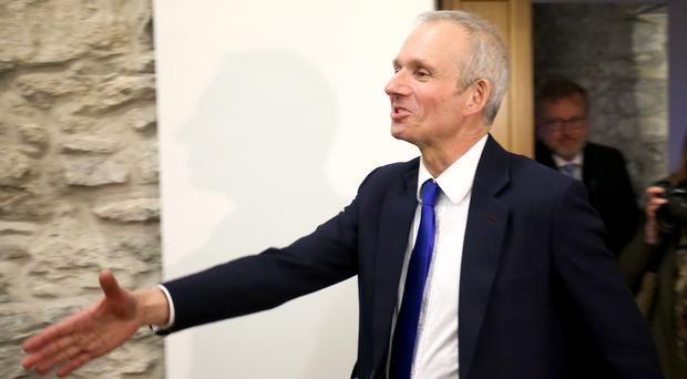 David Lidington's latest Brexit offer has been rejected (Jane Barlow/PA)
