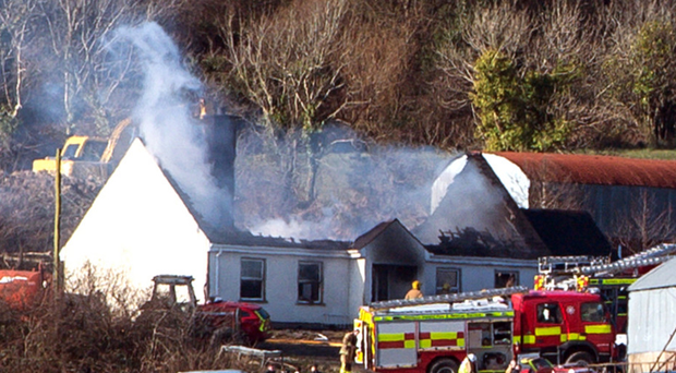 Fourth body found following Fermanagh house fire