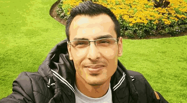 Hazem Ahmed Ghreir died after being stabbed in Belfast.