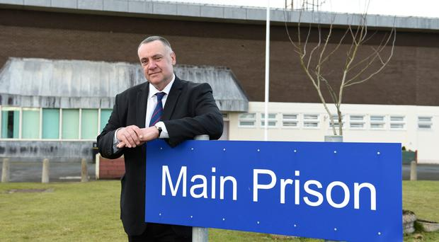 David Kennedy at Maghaberry Prison