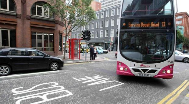 Bus and rail prices set to increase.