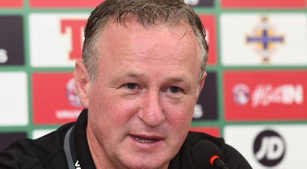 NI boss O'Neill critical of FAI communication
