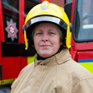 Heather Smart joined the Northern Ireland Fire and Rescue Service in 1991