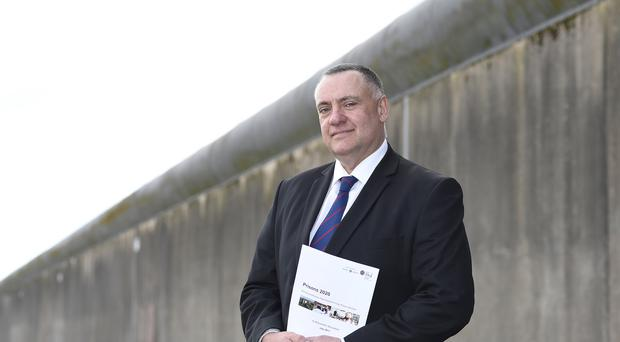 David Kennedy is the new Governor at Maghaberry Prison (Michael Cooper/PA)