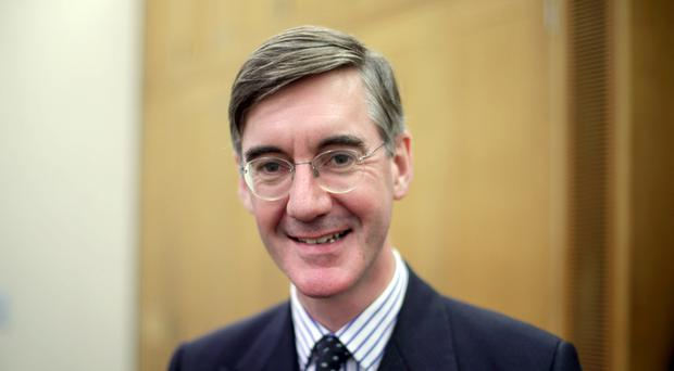 Tory MP Jacob Rees-Mogg (Yui Mok/PA)