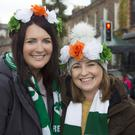 Thousands of Ireland fans lucky enough to secure tickets will flock to Twickenham tomorrow hoping to witness history