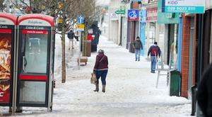 Snow could be on its way back to Northern Ireland