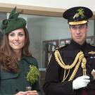 Royal visit to barracks – Hampshire